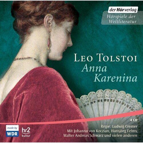 Leo Tolstoj - Anna Karenina - Preis vom 27.03.2020 05:56:34 h