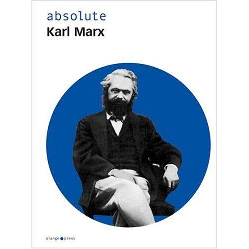 Karl Marx - absolute Karl Marx - Preis vom 14.05.2021 04:51:20 h