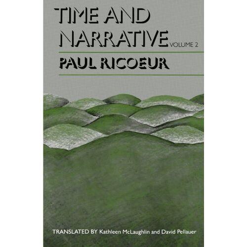 Paul Ricoeur - Time and Narrative, Volume 2 (Time & Narrative) - Preis vom 26.10.2020 05:55:47 h