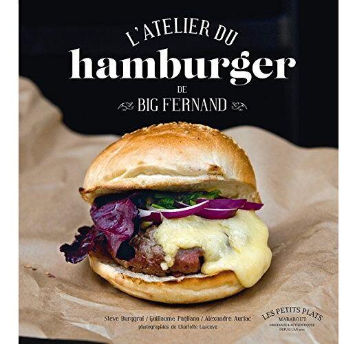 Steve Burggraf - L'atelier du hamburger de Big Fernand - Preis vom 20.10.2020 04:55:35 h