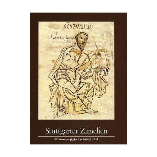 Wolfgang Irtenkauf - Stuttgarter Zimelien - Preis vom 10.05.2021 04:48:42 h