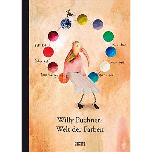 Willy Puchner - Willy Puchners Welt der Farben - Preis vom 20.10.2020 04:55:35 h