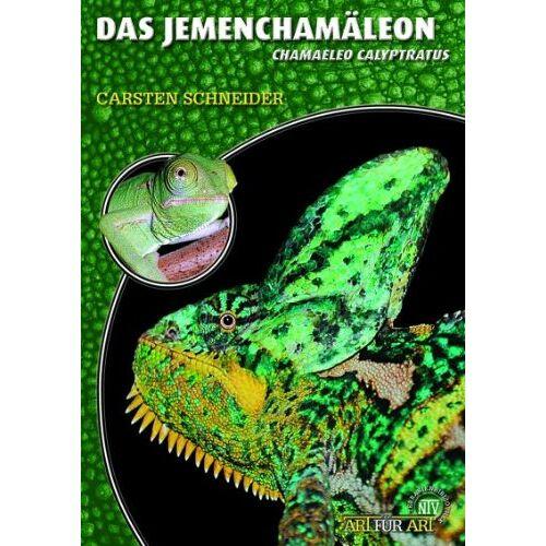Carsten Schneider - Das Jemenchamäleon - Preis vom 01.03.2021 06:00:22 h