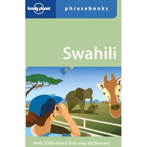 Martin Benjamin - Swahili Phrasebook (Phrasebooks) - Preis vom 16.10.2020 04:56:20 h