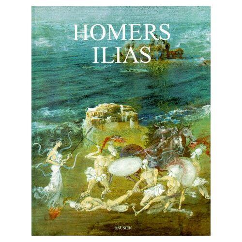 Homer - Homers Ilias - Preis vom 02.12.2020 06:00:01 h