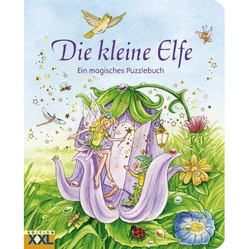 Annette Weber - Die kleine Elfe: Ein magisches Puzzlebuch - Preis vom 18.10.2020 04:52:00 h