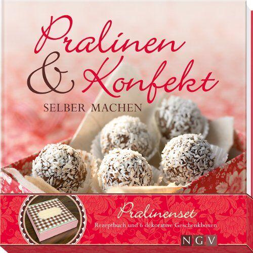 - Pralinen & Konfekt selber machen: Pralinenset: Rezeptbuch und 6 dekorative Geschenkboxen - Preis vom 17.04.2021 04:51:59 h