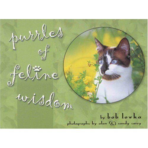 Bob Lovka - Purrles of Feline Wisdom - Preis vom 21.10.2020 04:49:09 h
