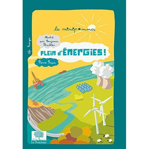 Pierre Papon - Plein d'énergies ! (Les Minipommes) - Preis vom 21.10.2020 04:49:09 h
