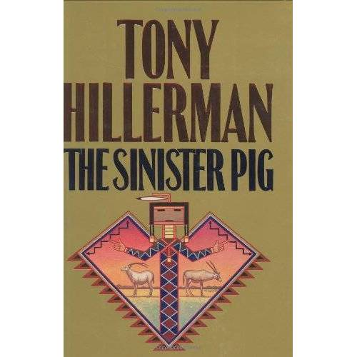 Tony Hillerman - The Sinister Pig (Hillerman, Tony) - Preis vom 21.10.2020 04:49:09 h