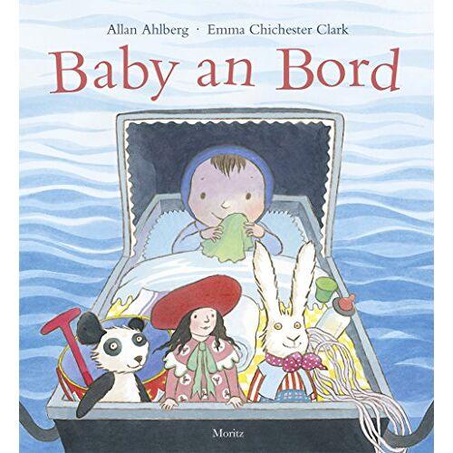 Allan Ahlberg - Baby an Bord - Preis vom 14.04.2021 04:53:30 h