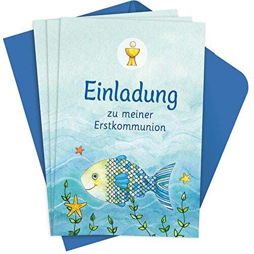 - Der Wunschfisch: Einladungskarten zur Erstkommunion - Preis vom 16.05.2021 04:43:40 h