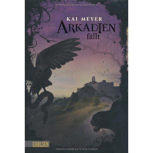 Kai Meyer - Arkadien, Band 3: Arkadien fällt - Preis vom 25.02.2021 06:08:03 h