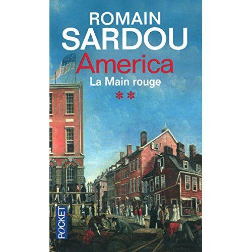 Romain Sardou - America, Tome 2 : La Main Rouge - Preis vom 09.04.2021 04:50:04 h