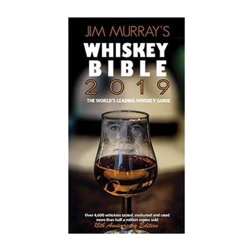 Jim Murray - Jim Murray's Whisky Bible 2019 (Jim Murray's Whiskey Bible) - Preis vom 18.10.2020 04:52:00 h
