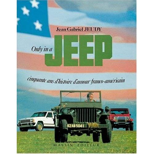 Jeudy - Only in a Jeep (Massin) - Preis vom 23.02.2021 06:05:19 h