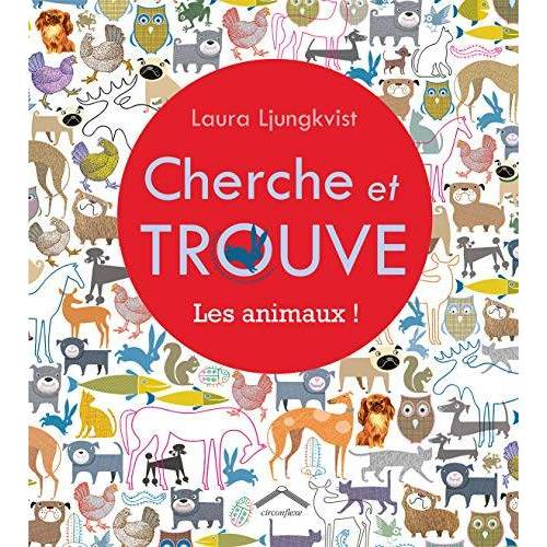 Laura Ljungkvist - Cherche et trouve les animaux ! - Preis vom 21.10.2020 04:49:09 h