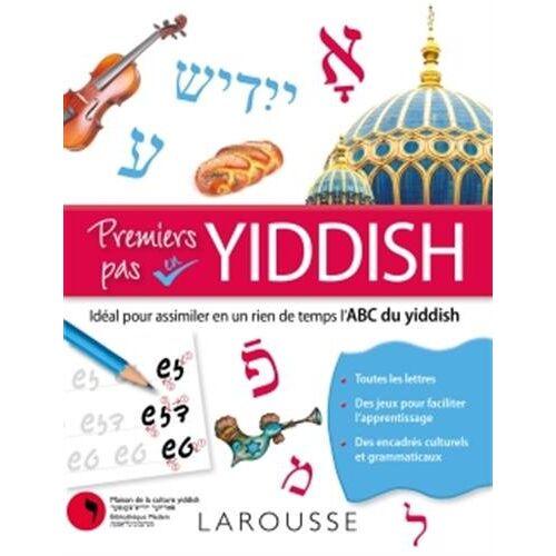 - Premiers pas en yiddish - Preis vom 19.01.2020 06:04:52 h
