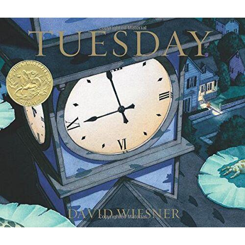 David Wiesner - Tuesday - Preis vom 20.10.2020 04:55:35 h