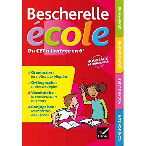 Thomas Beroul - Bescherelle: Bescherelle ecole - Preis vom 07.05.2021 04:52:30 h