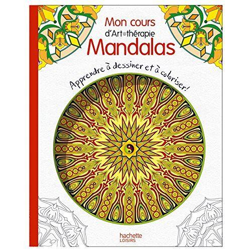 Jean-Lou Guérin - Mon cours d'art-thérapie : Mandalas - Preis vom 14.05.2021 04:51:20 h
