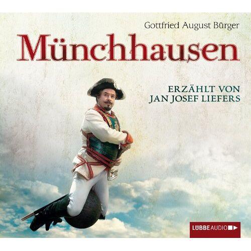 Burger G A - Münchhausen: Wunderbare Reisen des Freiherrn von Münchhausen. - Preis vom 05.03.2021 05:56:49 h