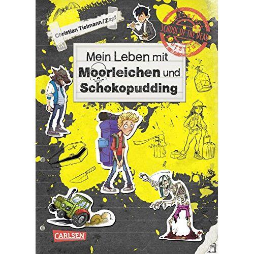 Christian Tielmann - Mein Leben mit Moorleichen und Schokopudding (School of the dead, Band 4) - Preis vom 14.01.2021 05:56:14 h