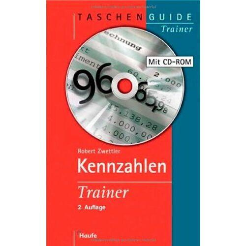 Robert Zwettler - Kennzahlen Trainer. Mit CD-ROM - Preis vom 21.01.2021 06:07:38 h