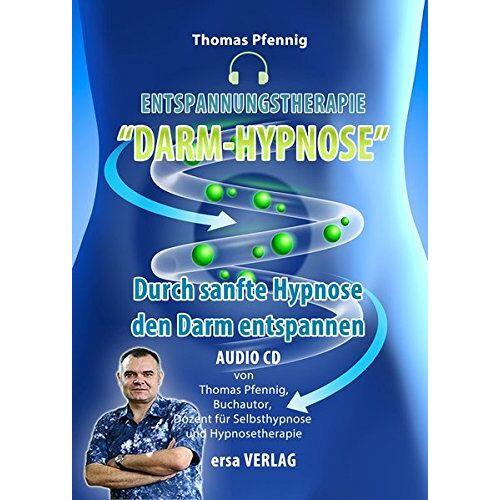 Thomas Pfennig - Entspannungstherapie Darm-Hypnose: Durch sanfte Hypnose den Darm entspannen - Preis vom 11.05.2021 04:49:30 h