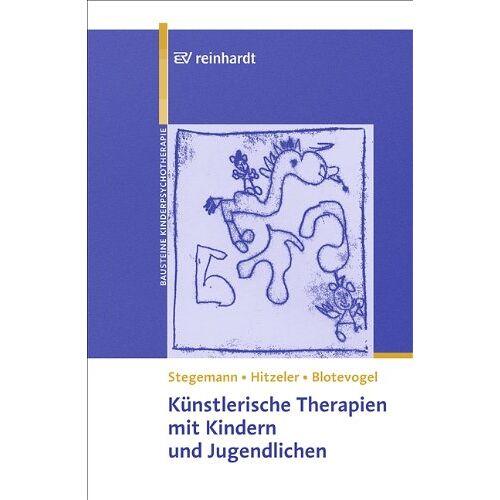 Thomas Stegemann - Künstlerische Therapien mit Kindern und Jugendlichen - Preis vom 26.02.2021 06:01:53 h