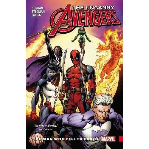 Gerry Duggan - Uncanny Avengers: Unity Vol. 2: The Man Who Fell to Earth (Avengers - Uncanny Avengers) - Preis vom 07.07.2020 05:03:36 h