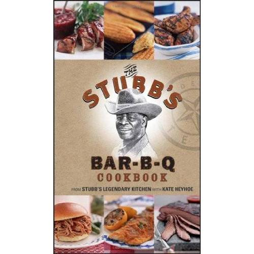 Stubblefield, C. B. - The Stubb's Bar-B-Q Cookbook - Preis vom 28.02.2021 06:03:40 h