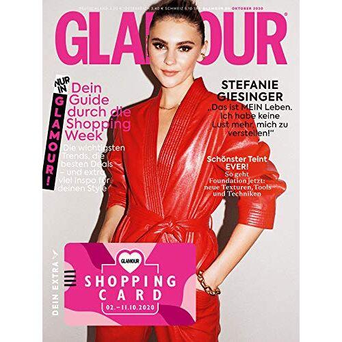 Glamour - Glamour 10/2020 GLAMOUR Shopping Week - Preis vom 10.05.2021 04:48:42 h