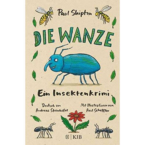 Paul Shipton - Die Wanze: Ein Insektenkrimi - Preis vom 20.01.2021 06:06:08 h