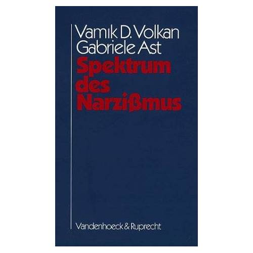 Volkan, Vamik D. - Spektrum des Narzißmus - Preis vom 20.10.2020 04:55:35 h
