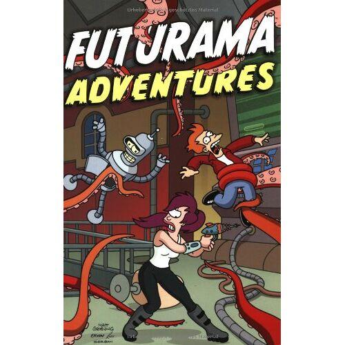 Matt Groening - Futurama. Sonderband: Futurama Adventures: BD 2 - Preis vom 26.03.2020 05:53:05 h