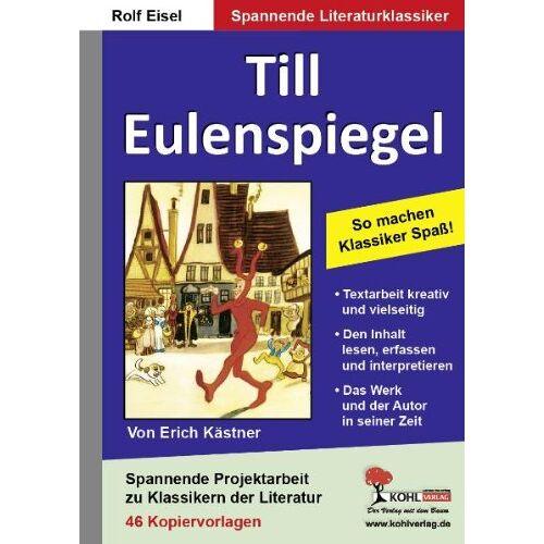 Rolf Eisel - Till Eulenspiegel - Preis vom 18.10.2020 04:52:00 h