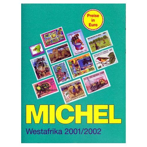 - Michel Übersee-Katalog, Bd.5, Westafrika 2001/2002 - Preis vom 17.04.2021 04:51:59 h
