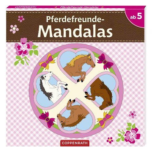 - Pferdefreunde-Mandalas - Preis vom 24.01.2020 06:02:04 h