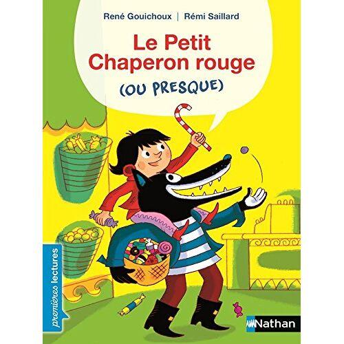 René Gouichoux - Le petit chaperon rouge (ou presque) - Preis vom 11.05.2021 04:49:30 h