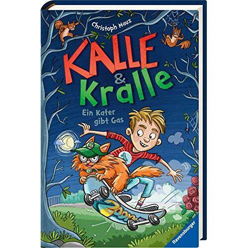 Christoph Mauz - Kalle & Kralle, Band 1: Ein Kater gibt Gas - Preis vom 15.04.2021 04:51:42 h