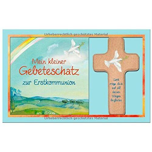 - Mein kleiner Gebeteschatz zur Erstkommunion: mit Holzkreuz - Preis vom 14.05.2021 04:51:20 h