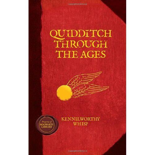 - Quidditch Through the Ages - Preis vom 25.01.2021 05:57:21 h