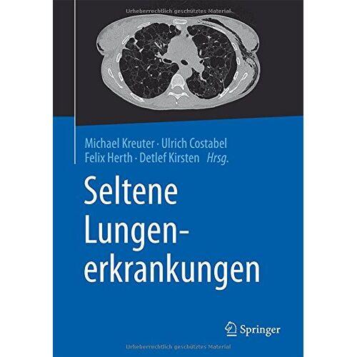 Michael Kreuter - Seltene Lungenerkrankungen - Preis vom 16.01.2021 06:04:45 h