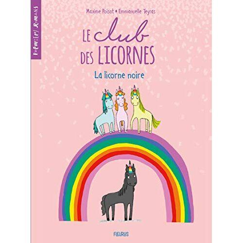 - Le club des licornes - Tome 1 - La licorne noire (PREMIERS ROMANS (1)) - Preis vom 05.05.2021 04:54:13 h