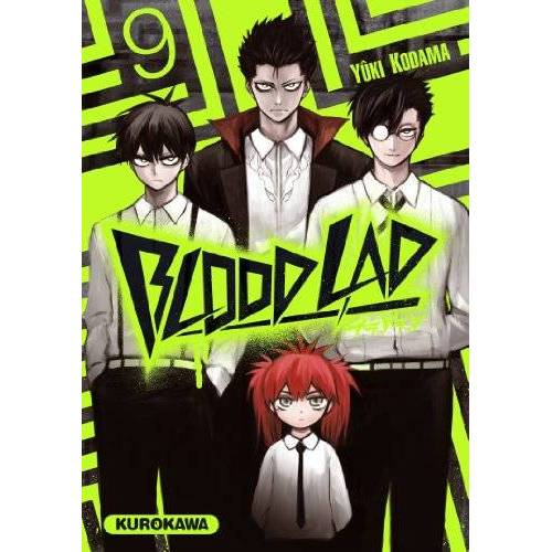 Yûki Kodama - Blood Lad, Tome 9 : - Preis vom 24.02.2021 06:00:20 h