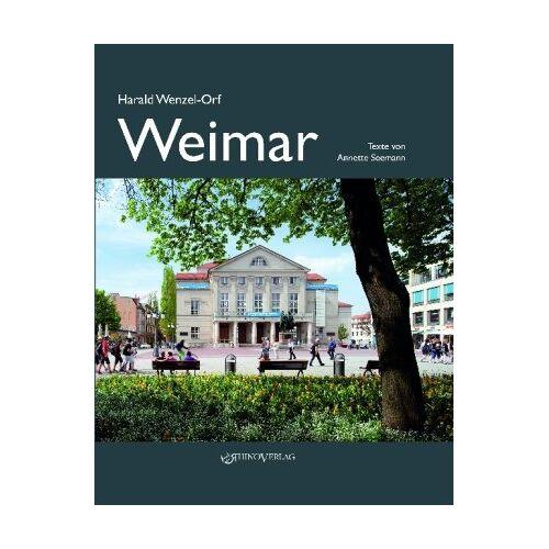Harald Wenzel-Orf - Weimar: Ein Bildband - Preis vom 31.03.2020 04:56:10 h