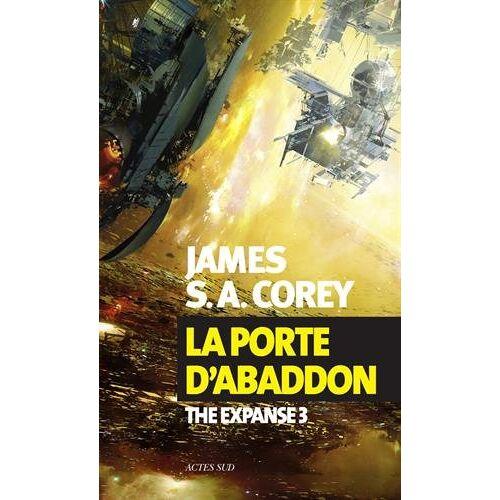 - The Expanse, Tome 3 : La porte d'Abaddon - Preis vom 10.04.2021 04:53:14 h