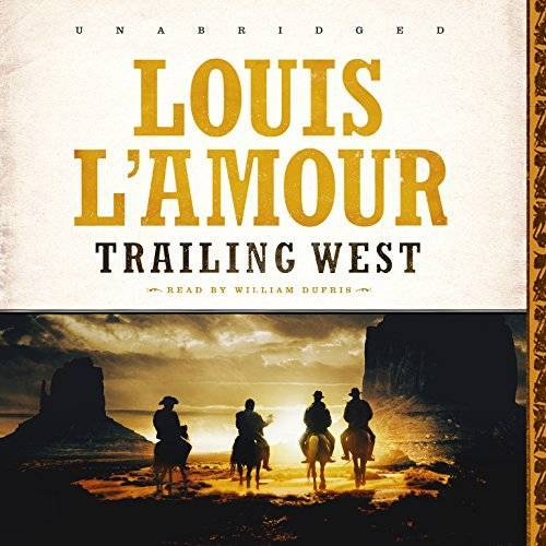 Louis L'Amour - Trailing West - Preis vom 17.04.2021 04:51:59 h
