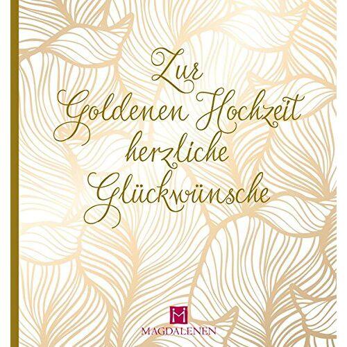 Christine Paxmann - Zur Goldenen Hochzeit herzliche Glückwünsche - Preis vom 09.04.2020 04:56:59 h